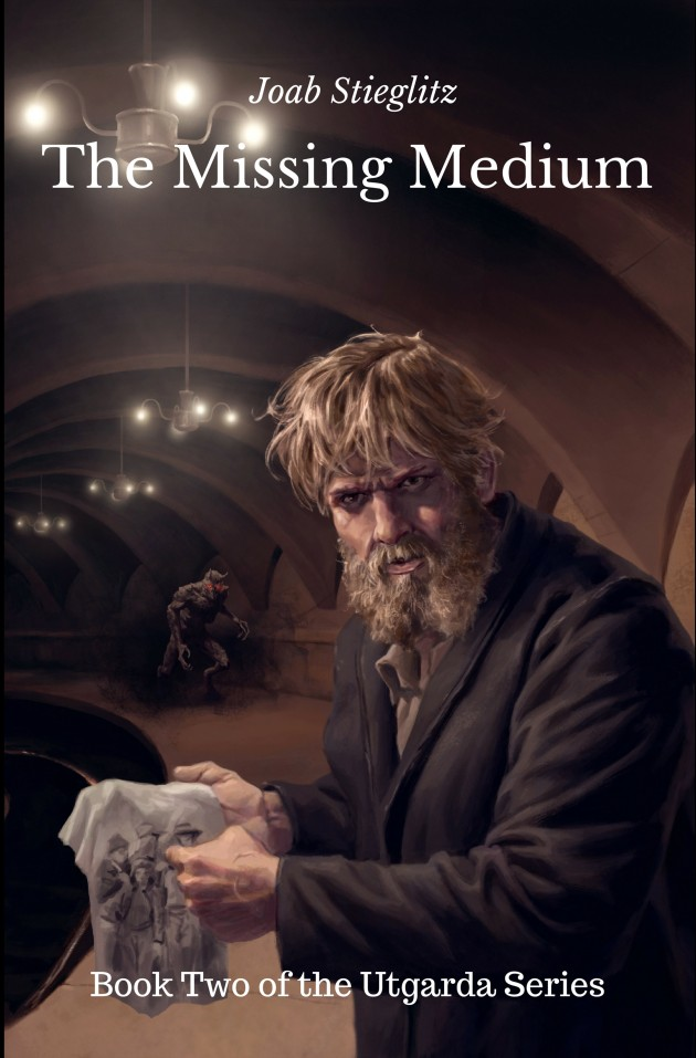 The Missing Medium Front Cover